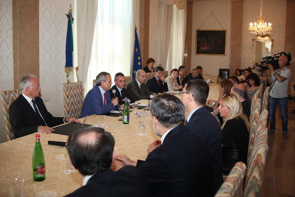 Ecopneus Firma Un Protocollo Di Intesa Con Il Ministero
