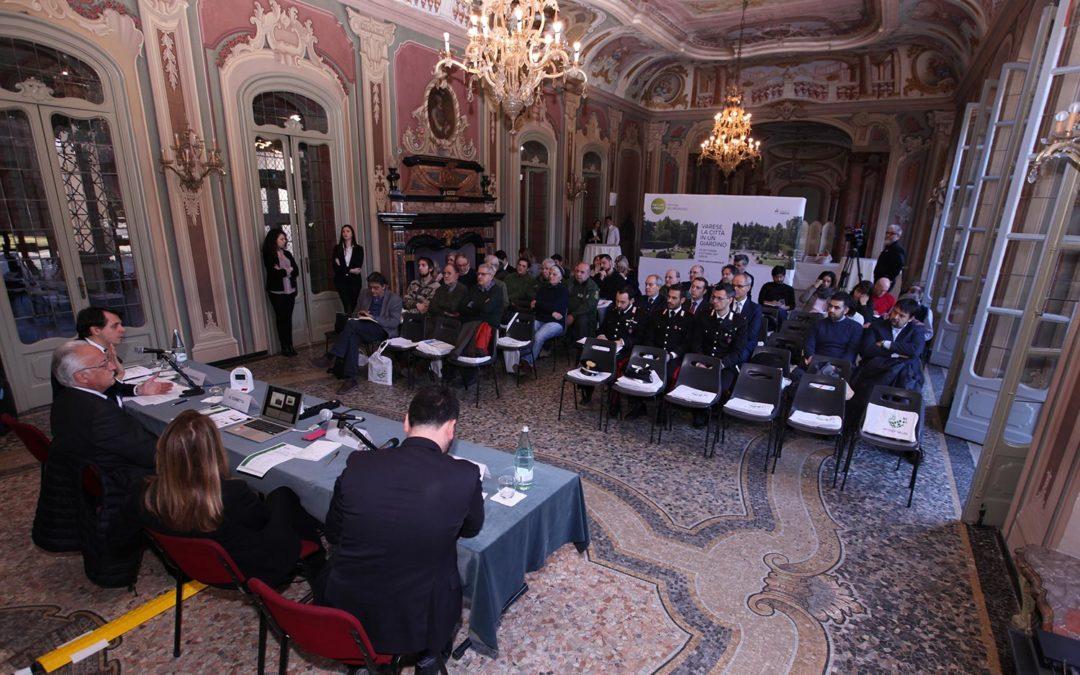 Prima tappa 2018 della PFU Academy Ecopneus, a Varese