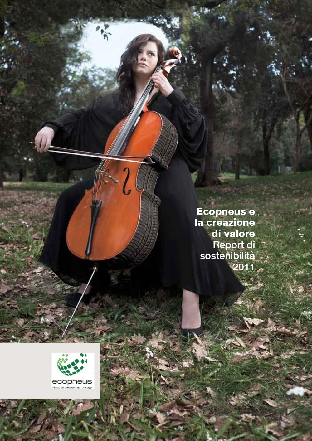 Ecopneus - Rapporto di sostenibilità 2011