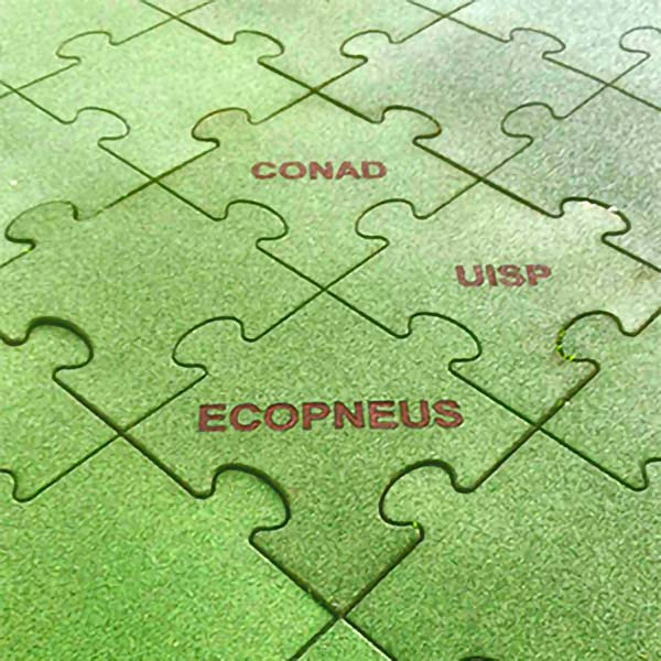 """Ecopneus partner of the """"Great journey Together"""" with Conad"""
