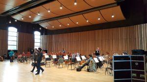 Riqualificazione acustica auditorium di Parma