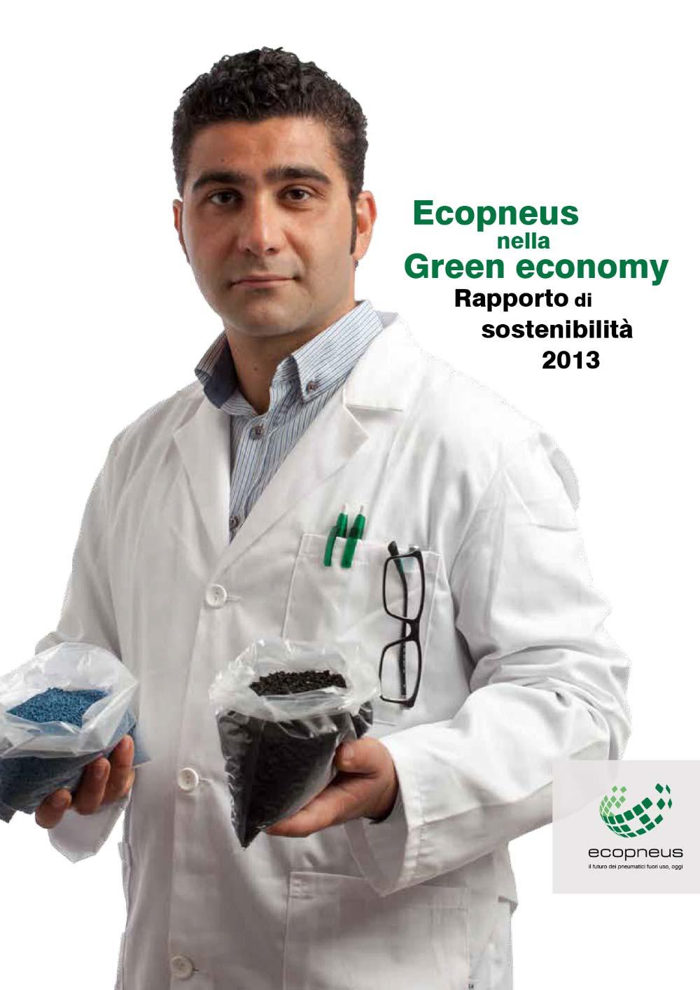 Ecopneus - Rapporto di sostenibilità 2013