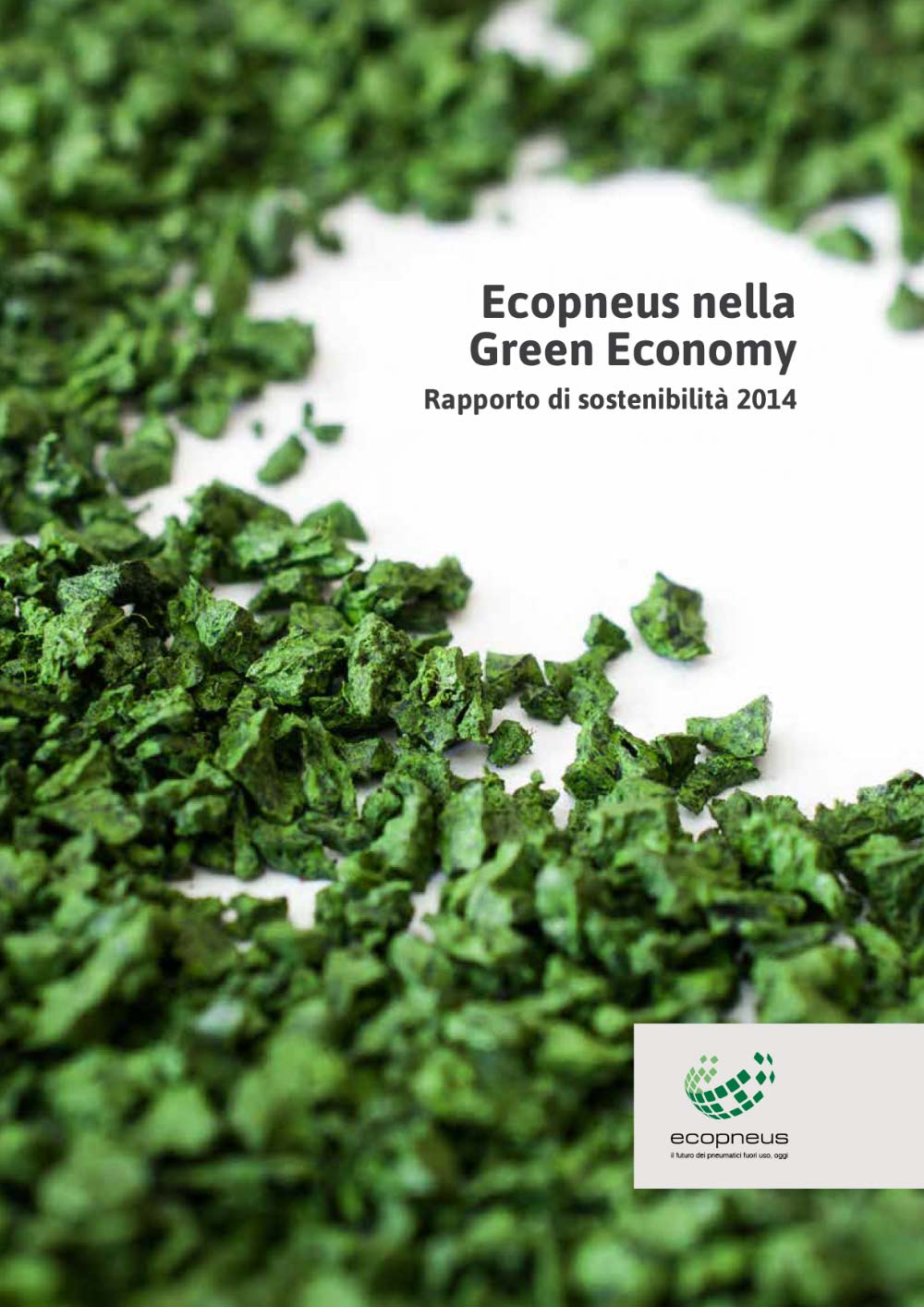 Ecopneus - Sustainability Report 2014