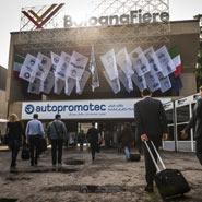 Ecopneus ad Autopromotec – Bologna, 20-24 maggio 2015