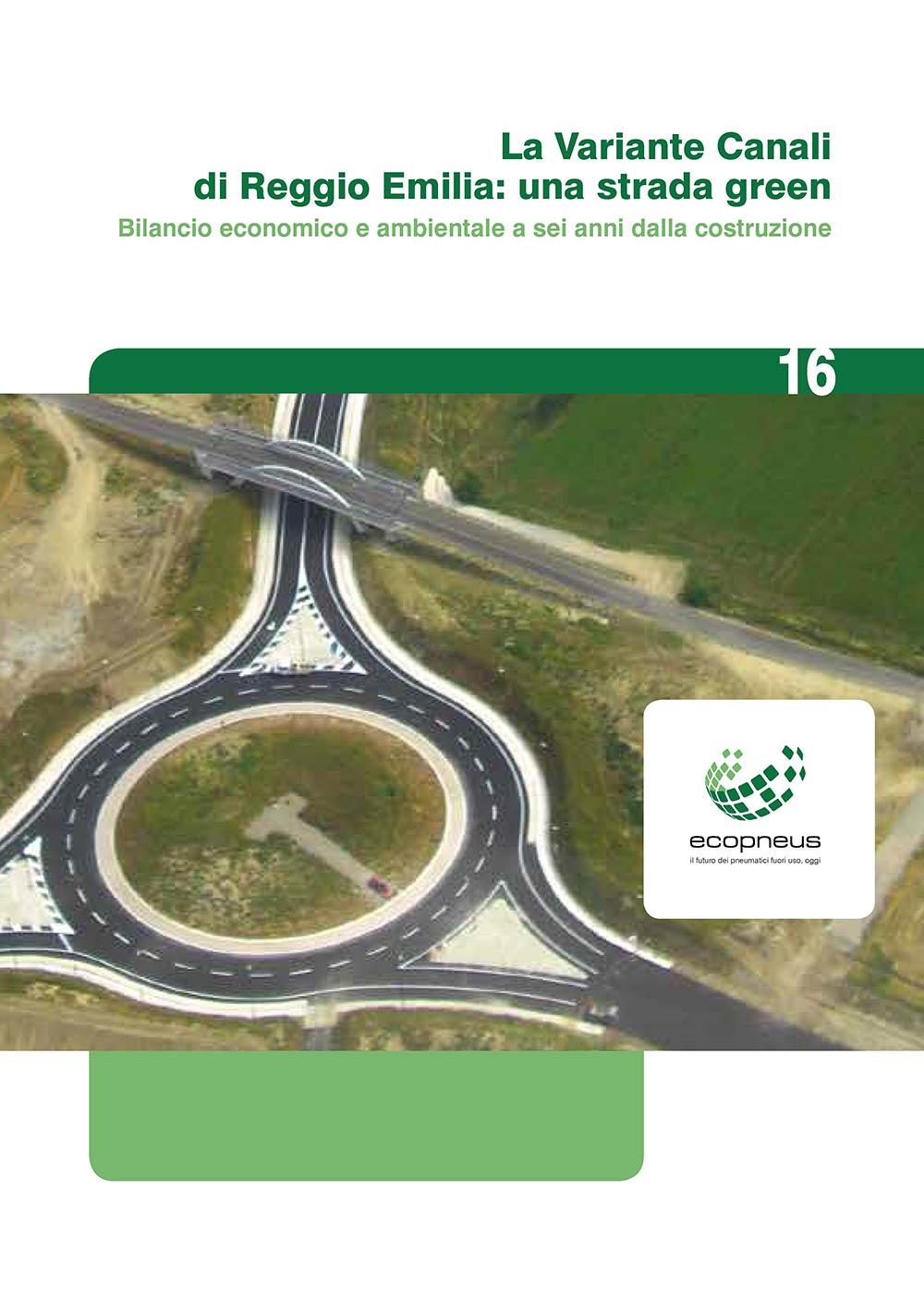 La Variante Canali di Reggio Emilia: una strada green