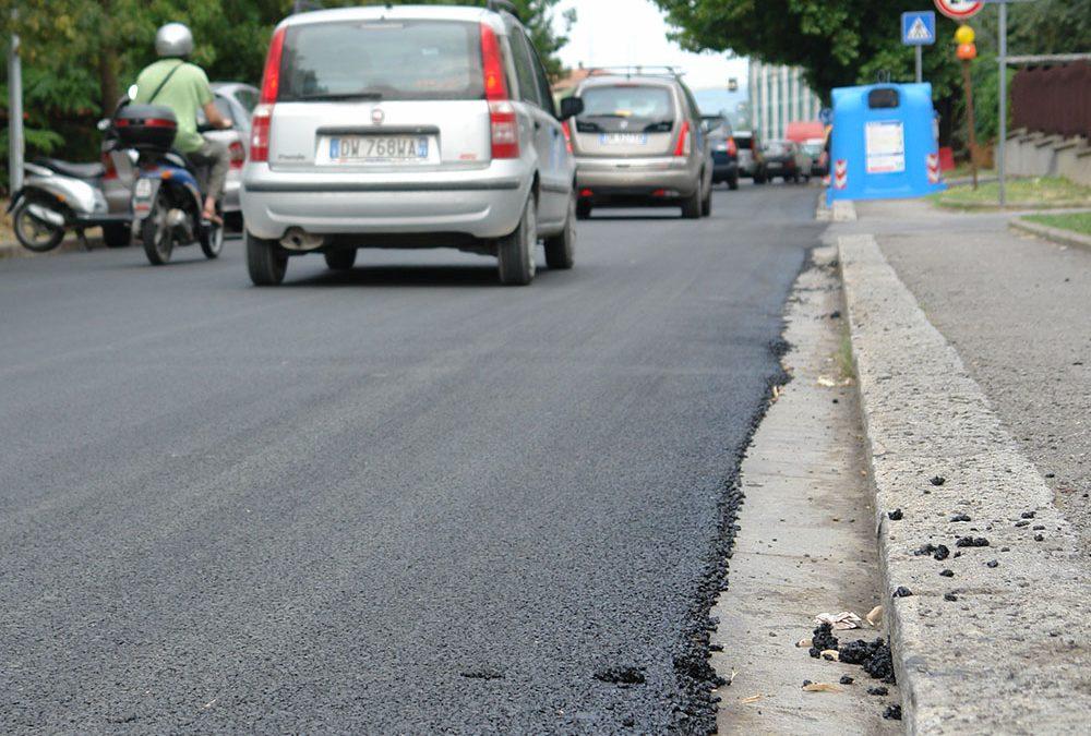 """Gli asfalti """"silenziosi"""" al centro di un seminario organizzato da Ecopneus domani a Firenze"""