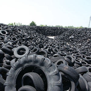 By 2016 the largest Italian End-of-Life Tyres pile will cease being an ecological bomb