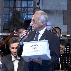 Premio Chimera d'Oro ad Ecopneus