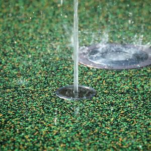 Un parco divertimenti con gomma riciclata: la scelta green di Leolandia, in collaborazione con Ecopneus, per garantire giochi in sicurezza su pavimentazioni antitrauma e antiscivolo