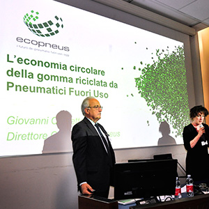 Ecopneus vincitore del Premio Bilancio Sociale