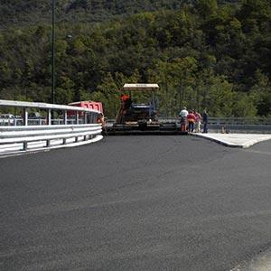 La ricerca di Iterchimica per asfalti con PFU tiepidi