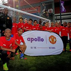 2200 PFU per il Manchester United