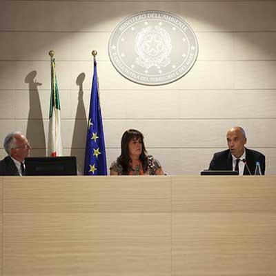 Presentato ieri al Ministero dell'Ambiente lo studio sulla sicurezza della gomma riciclata da Pneumatico Fuori Uso