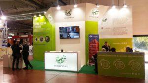 Ecopneus al MECSPE di Parma col progetto Tyreplast