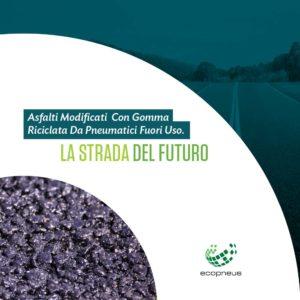 Ecopneus - Brochure asfalti
