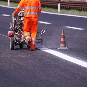 Nessun rischio per i lavoratori che posano asfalto modificato con polverino di gomma