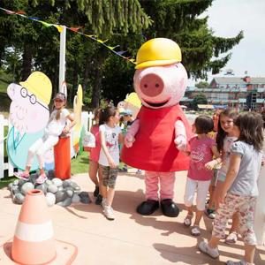 Ecopneus al Parco divertimenti di Leolandia per un settembre ricco di eventi