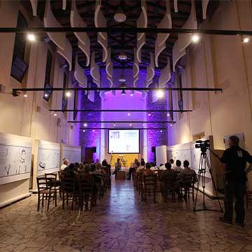 Dai paesaggi sonori alla progettazione di un teatro: a Festambiente un corso di acustica applicata, grazie ad Ecopneus.
