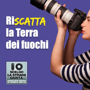"""Snap back"" the Terra dei Fuochi: the photographic contest that gives a new life to a corner of your city"