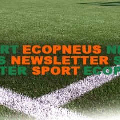 Ecopneus' new newsletter dedicated to sports on recycled rubber