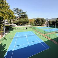 La riqualificazione del più antico circolo di tennis dell'Umbria