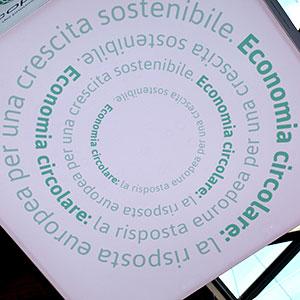 Ecopneus per l'economia circolare della gomma riciclata