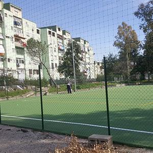 """Parco Verde di Caivano diventa ancora più """"green"""" con la gomma riciclata"""
