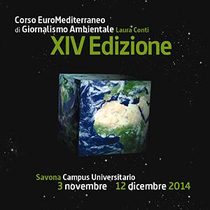 """Ecopneus tra i docenti del """"Corso EuroMediterraneo di Giornalismo Ambientale Laura Conti"""", dal 26 ottobre al 4 dicembre 2015 a Savona"""