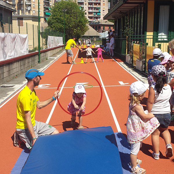 Ecopneus and UISP together in Genoa for an environmentally-friendly sport