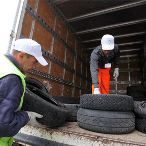 Raccolta Pneumatici Fuori Uso: Ecopneus si farà carico di altri 220 mila pneumatici extra target