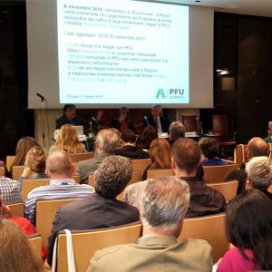 Umbria: oltre 21.000 tonnellate di pneumatici a fine vita raccolti e recuperati in 4 anni da Ecopneus