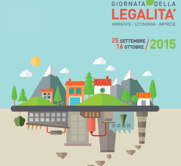"""Ecopneus tra i relatori della """"Giornata della legalità, ambiente, economia, imprese"""", oggi a Rovigo"""