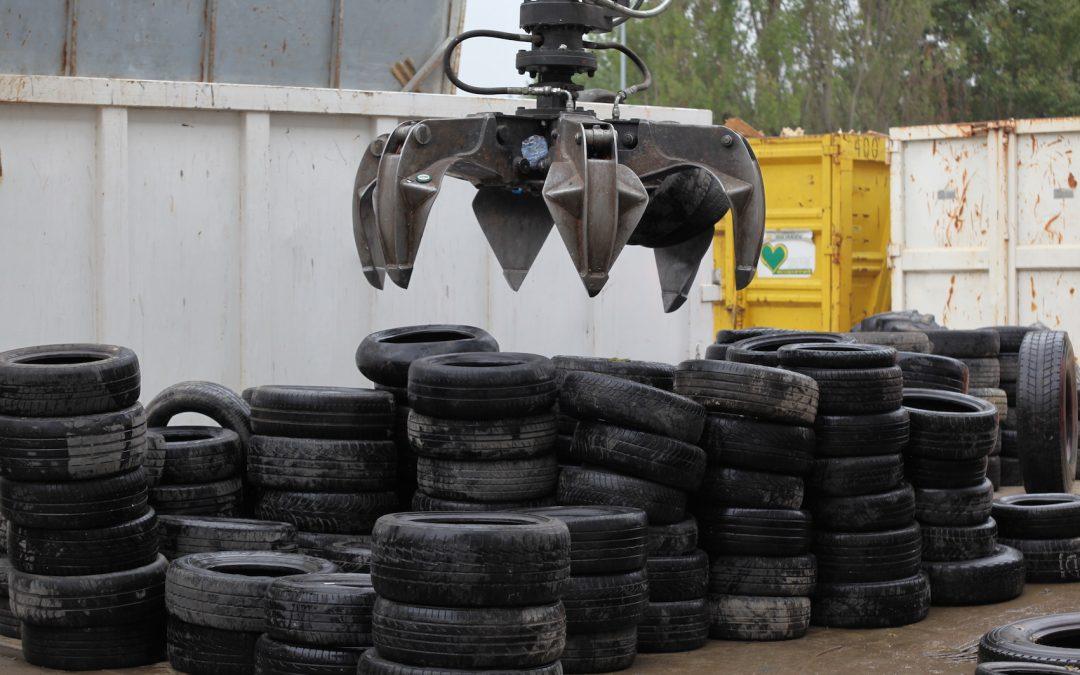Ecopneus raccoglierà 3.000 tonnellate di PFU oltre il proprio target di legge