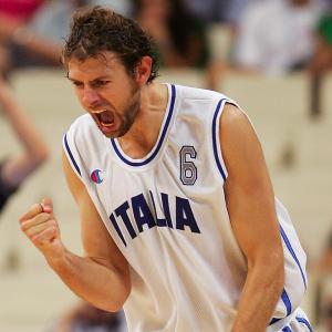 Giacomo Gek Galanda, ex capitano della nazionale di basket