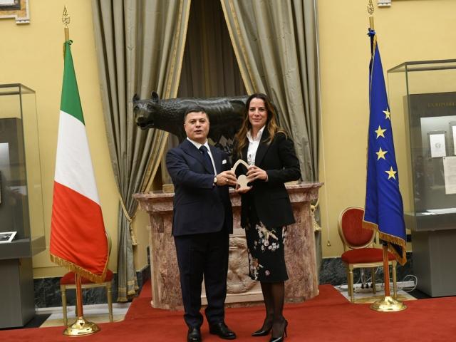 """Premio """"100 eccellenze italiane"""""""