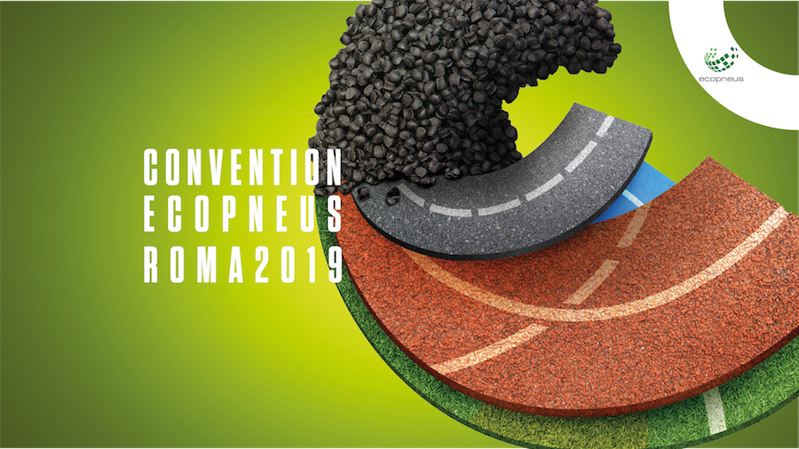 La Convention Ecopneus 2019