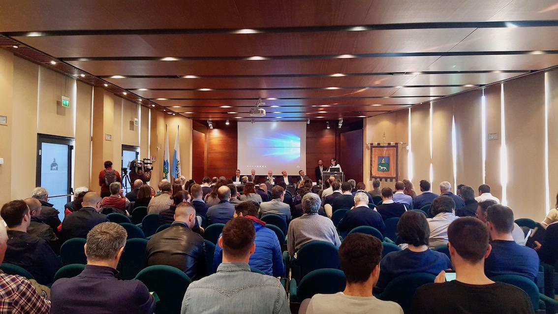 Seminario asfalti San Marino