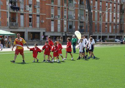 attività sportive sul campo di Caserta