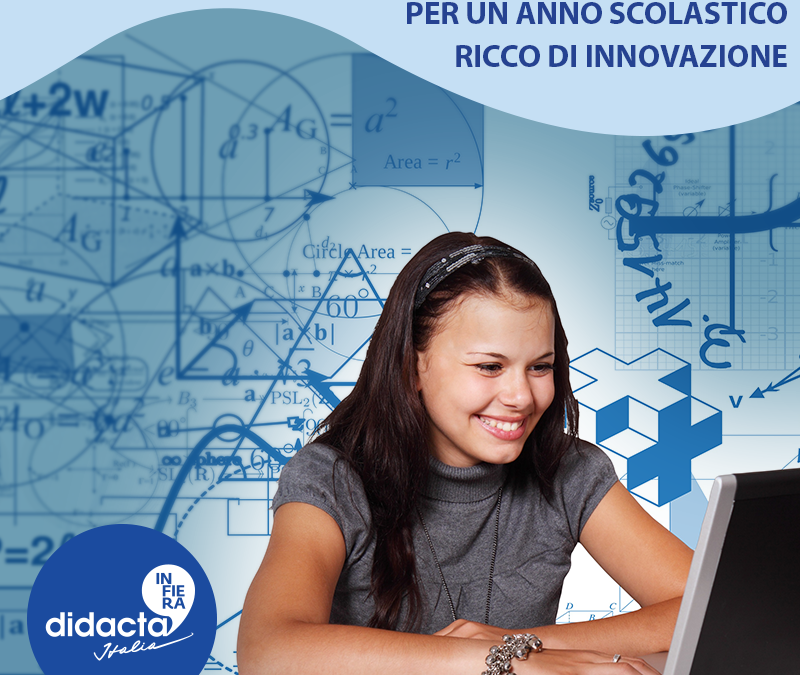 Didacta: school meets companies in the light of innovation in Florence