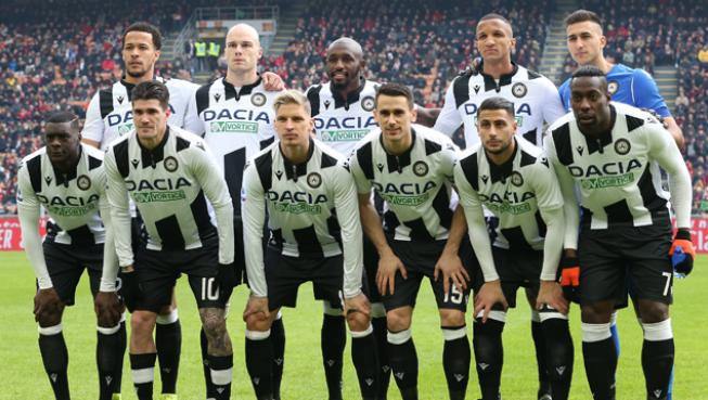 Innovativo, sostenibile, dalle massime prestazioni: è il campo con gomma riciclata dell'Udinese Calcio