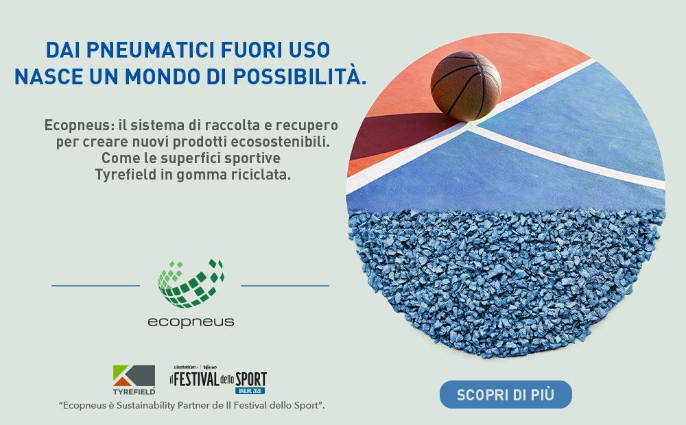 Ecopneus Festival dello Sport
