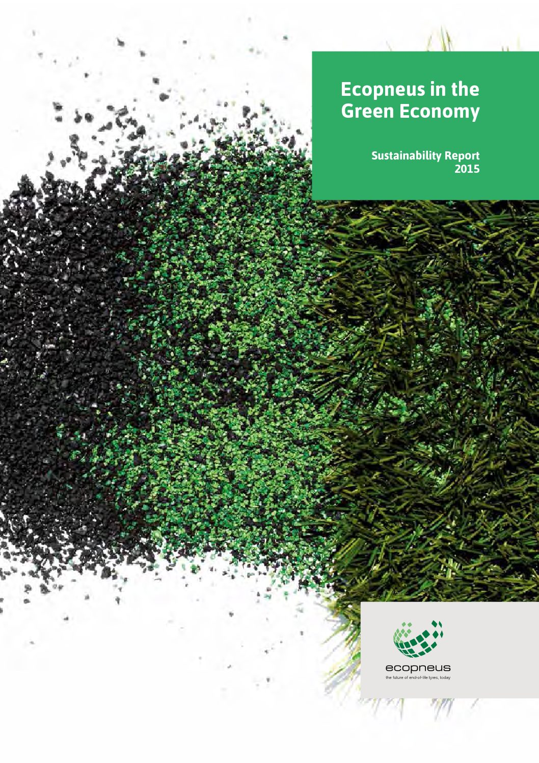 Ecopneus - Sustainability Report 2015