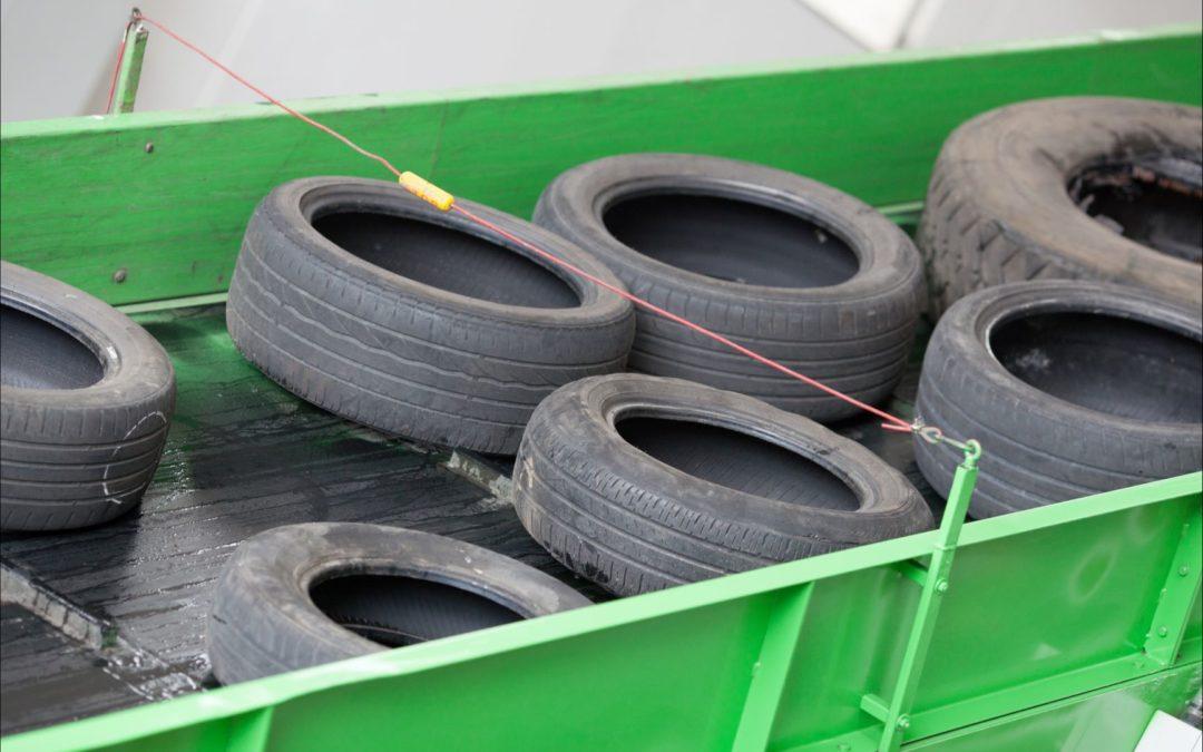 190.000 tonnellate di Pneumatici Fuori Uso raccolti da Ecopneus nel 2020