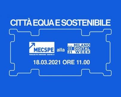 """Ecopneus parteciperà all'evento organizzato da MECSPE per illustrare le potenzialità della gomma riciclata nella trasformazione """"verde"""" delle città e per l'industria 4.0"""