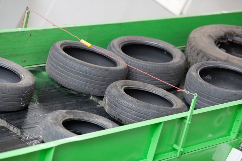 190,000 tonnes of End-of-Life Tyres collected by Ecopneus in 2020