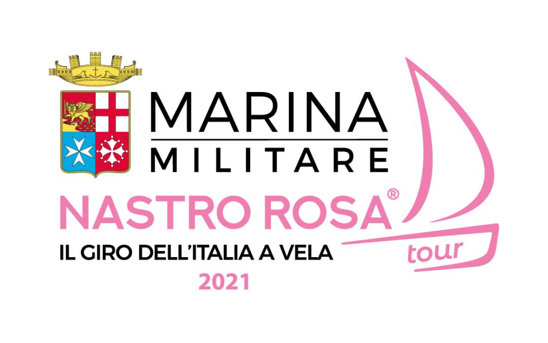 Ecopneus è Sustainability Partner di Marina Militare Nastro Rosa Tour 2021